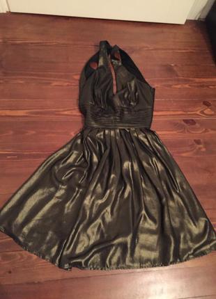 Вечернее платье миди warehouse