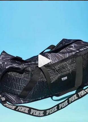 Спортивная дорожная сумка victoriaas secret