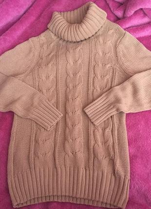 Трендовый теплый свитер , кофта
