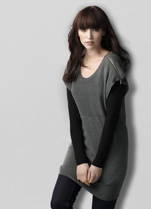 Жилет пуловер tchibo тсм размер 44-46 евро