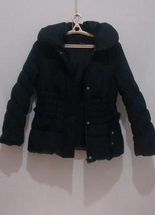 Теплая демисезонная куртка vero moda
