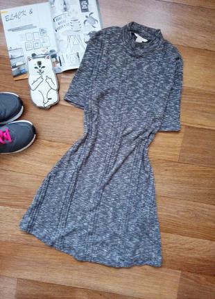 Платье в рубчик forever 21