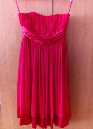 Шифоновое платье new look