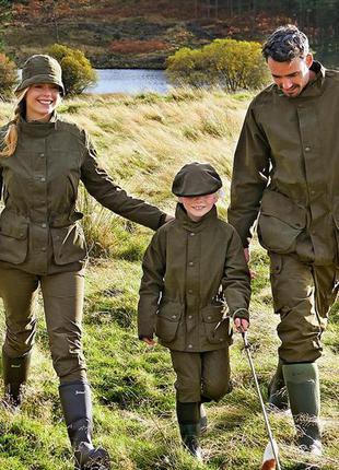 Новая куртка-парка английского премиум бренда alan paine-м-ка5 фото