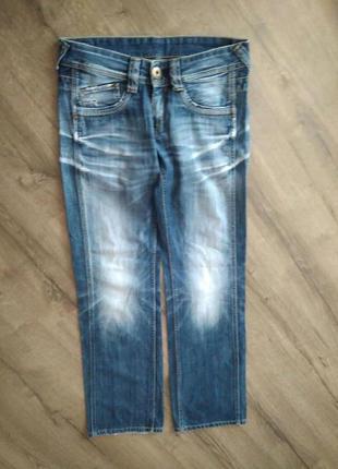 Потёртые джинсы pepe jeans оригинал.