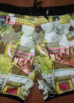 Борд-шорти mambo australia patchwork boardshorts