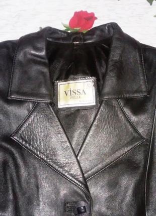 Весенняя куртка. пиджак. телячая кожа!