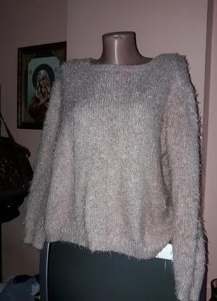 Кофта,свитер травка
