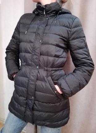 Куртка/zara/облегченный пуховик/ демисезон