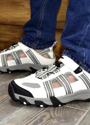 Кроссовки-сандалии karrimor из англии. разные размеры.