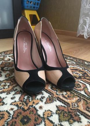 Очень красивые туфли jane stilton