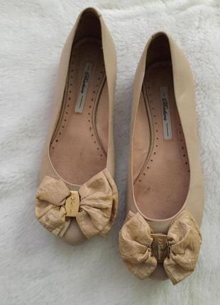 Туфли мокасины badura