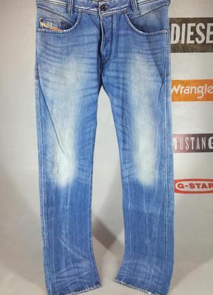 Мужские джинсы diesel iakop w30l32