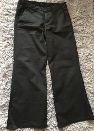 Широкие брюки gap