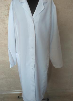 Отличный новый халат, очень большого размера 56-58