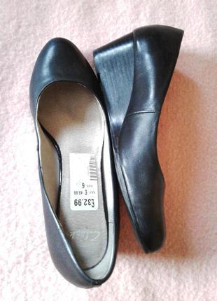 Черные туфли на платформе, 6/39.
