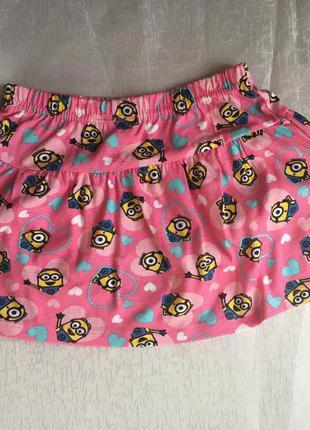 Яркие юпочки для  девочек