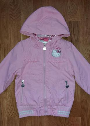 Курточка для дівчинки c&a