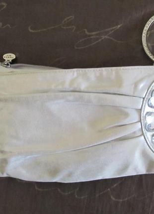 Клатч из камнями женский выпускной вечерний сумка