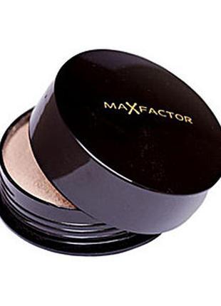 Пудра max factor рассыпчатая  loose powder 15 гр