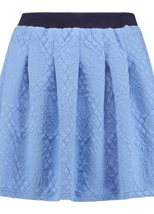 Дизайнерчкая фактурная юбка tailor&elbaz
