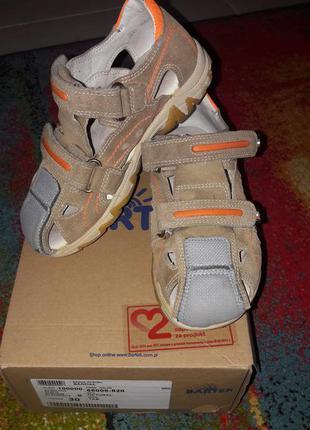 Босоножки сандали ортопедические bartek бартек 30 р