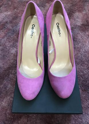 Туфли нежного цвета
