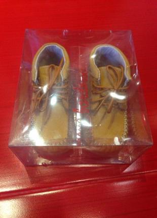 Деми ботинки для мальчика 21 р