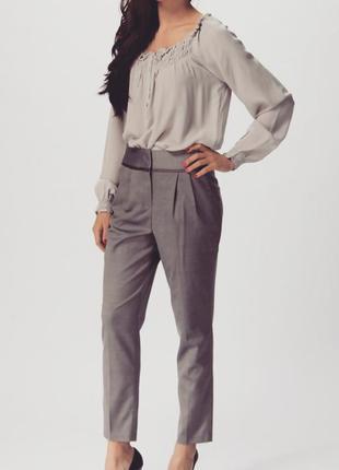 Классические штаны брюки со стрелками зауженные