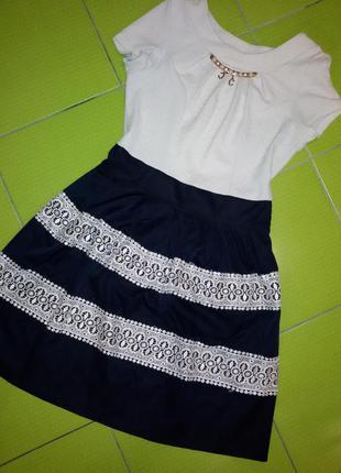 Классное базовое платье