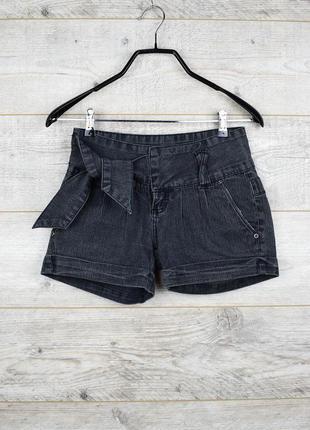 Стильные джинсовые шорты от emporio