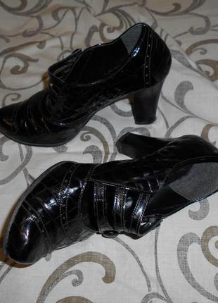 ... Жіночі шкіряні туфлі aga (польща)3 ... 67b60e632f917