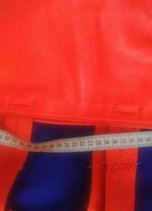 Сумка gap, ярко-оранжевая2 фото