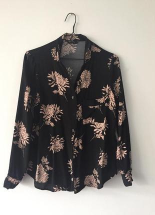 Рубашка new look в пижамном стиле