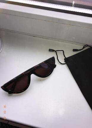 Ретро/винтажные солнцезащитные очки