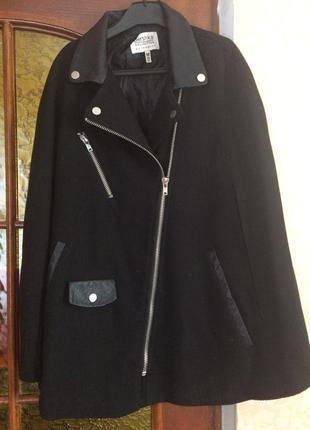 Пальто куртка понче bershka