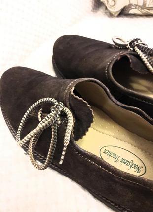 Замшевые мужские мокасины туфли2 фото