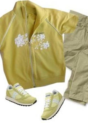 Кофта реглан короткий рукав размер 40-44 бренд  fashion