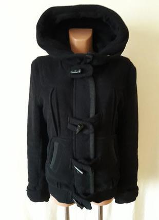 Демисезонная флисовая куртка фирмы blackout p. 12 /40