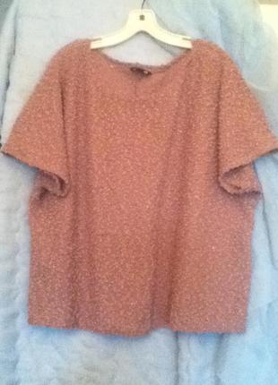 Супер блуза 54-56-58 размера.