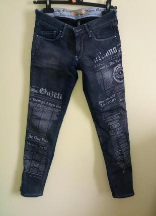 Стильные штаны от john balliana