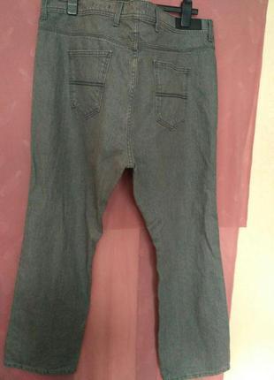 Серые джинсы, на р.22
