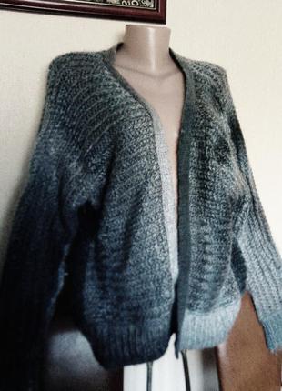 Фирменный кардиган-кофта-свитер от pieces