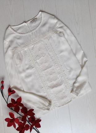 Блуза с вышивкой / вышиванка clockhouse