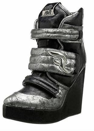 Ботинки сникерсы fornarina