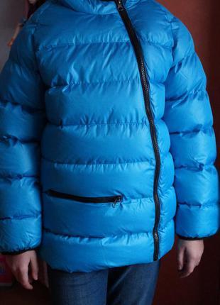 Куртка,новая, демисезонная, р. 119,122,128,134,140,146,152,158,161