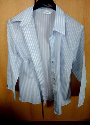 Блуза в полоску marks&spencer