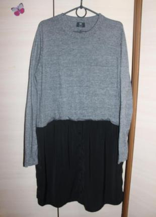 Стильне платья  рубашка f&f