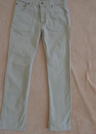 Классные фирменные брюки джинсы wrangler