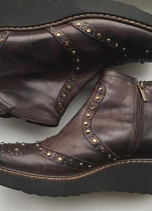 Ботинки donna piu (италия)